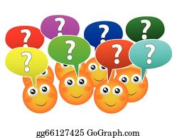 Questions Clip Art Royalty Free Gograph