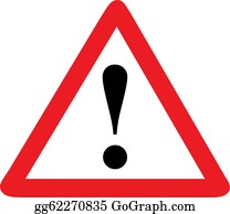 Attention Clip Art - Royalty Free - GoGraph