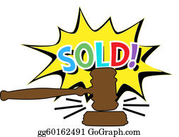 Auction Clip Art Royalty Free Gograph