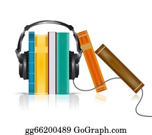 A child reading a book clipart borders