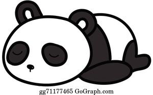 Comic Panda Clip Art Royalty Free Gograph