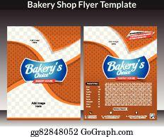 Bakery Shop Flyer Template