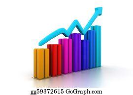 Bar Graph Stock Illustrations - Royalty Free - GoGraph