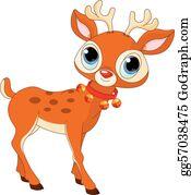 Reindeer Clip Art Royalty Free Gograph