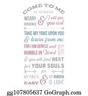 Clip Art Bible Verses - Royalty Free - GoGraph