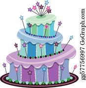 Awesome Birthday Cake Clip Art Royalty Free Gograph Funny Birthday Cards Online Bapapcheapnameinfo