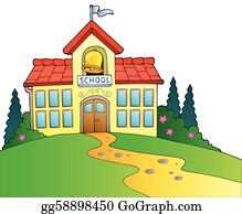 School Clip Art Royalty Free Gograph