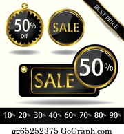 Vector Art - Vintage tag background vector  Clipart Drawing