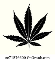 Marijuana Leaf Clip Art Royalty Free Gograph