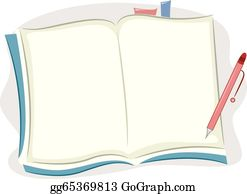 Journal Clip Art Royalty Free Gograph