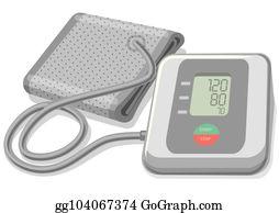Blutdruck Clipart - Lizenzfrei - GoGraph