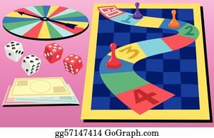 Games Clip Art