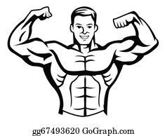 Body Workout Clip Art Royalty Free Gograph