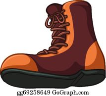 Boots Clip Art - Royalty Free - GoGraph