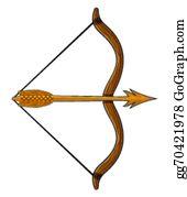 Indian Arrow Clip Art - Royalty Free - GoGraph