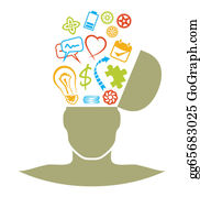 brainstorming clip art royalty free gograph rh gograph com brainstorming clip art free Homework Clip Art