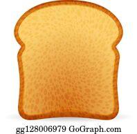 toast bread clipart - lizenzfrei - gograph  gograph