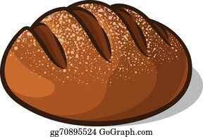 Bread Clip Art Royalty Free Gograph