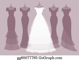 Wedding Dress clipart - Dress, Clothing, Prom, transparent clip art