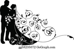 Wedding Background Clip Art Royalty Free Gograph