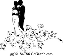 Clip Art Wedding.Wedding Couple Clip Art Royalty Free Gograph