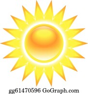 Clip Art Sun Is Shining