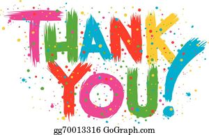 free clip art thank you images