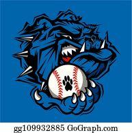 Bulldog Clip Art Softball Baseball Illustration, PNG, 863x926px,  Watercolor, Cartoon, Flower, Frame, Heart Download Free