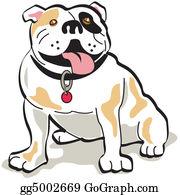Bulldog Clip Art Royalty Free Gograph