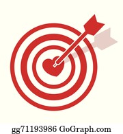 Target Clipart Classic - Bullseye Clip Art, HD Png Download - vhv