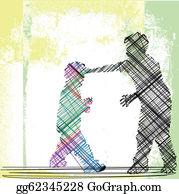 Bullying Clip Art - Royalty Free - GoGraph