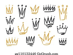 King Crown Clip Art Royalty Free Gograph The crown is golden, topped with three points and adorned with three red rubies. king crown clip art royalty free