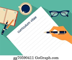 Resume Clip Art Royalty Free Gograph