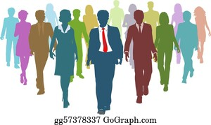 Leader Clip Art Royalty Free Gograph