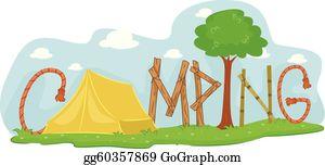 Campsite Clip Art Royalty Free Gograph
