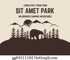 National Park Clip Art Royalty Free Gograph