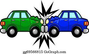 Clipart Images Accident - Car Crash Clipart Transparent, HD Png Download ,  Transparent Png Image - PNGitem
