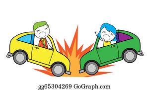 Car Crashing Stock Illustrations – 111 Car Crashing Stock Illustrations,  Vectors & Clipart - Dreamstime