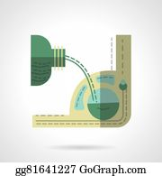 Clip Art Lubricating Oil - Royalty Free - GoGraph