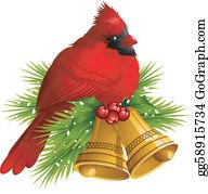 Christmas Cardinals Clipart.Cardinal Bird Clip Art Royalty Free Gograph