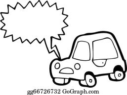 Car Horn Clip Art Royalty Free Gograph