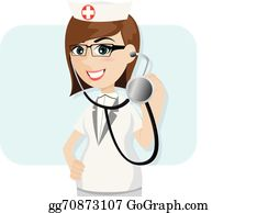 Doctor With Stethoscope Clip Art Royalty Free Gograph