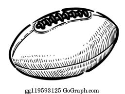 Rugby Ball Clip Art Royalty Free Gograph