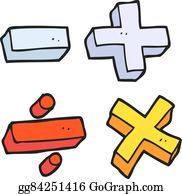 Math Symbols Clip Art Royalty Free Gograph