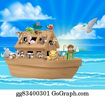 Noah's Ark Royalty Free Cliparts, Vectors, And Stock Illustration. Image  47181594.