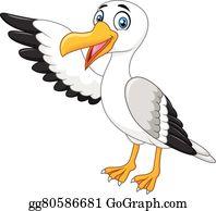 Seagull Clip Art