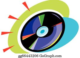 Cartoon CD Character Clip Art Stock Illustration - Illustration of cartoon,  graphics: 2776131