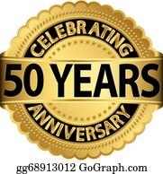Anniversary clipart golden wedding, Anniversary golden wedding Transparent  FREE for download on WebStockReview 2020