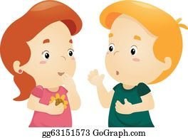 Chatting Clip Art Royalty Free Gograph