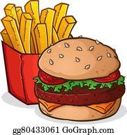 Hamburger Soft Drink French Fries Fast Food Junk Burger - Hamburger Soft  Drink French Fries Fast Food Junk Burger - Free Transparent PNG Clipart  Images Download